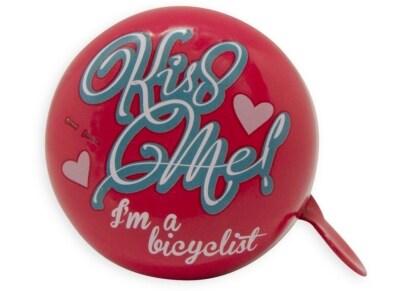 Κουδούνι ποδηλάτου Legami - Kiss Me