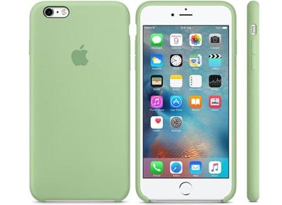 Θήκη iPhone 6s Plus - Apple Silicone Case Mint (MM692ZM/A) apple   αξεσουάρ iphone   θήκες