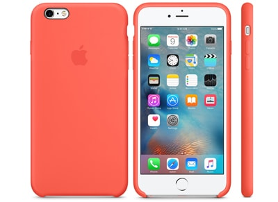 Θήκη iPhone 6s Plus - Apple Silicone Case Apricot (MM6F2ZM/A)