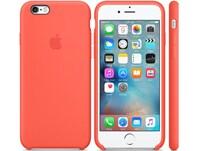 Θήκη iPhone 6s - Apple Silicone Case Apricot (MM642ZM/A)