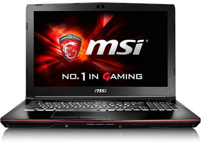 "Laptop MSI GE62 6QC-235NL - 15.6"" (i7-6700HQ/8GB/ 1TB/960M)"