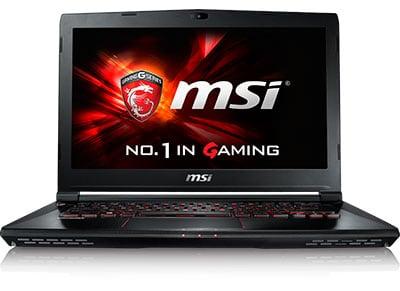 """Laptop MSI GS40 6QE-079NL - 14"""" (i7-6700HQ/16GB/ 1256GB/970M)"""