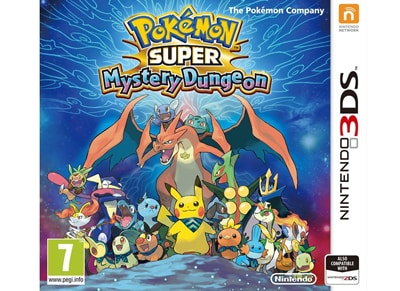 3DS Used Game: Pokemon Super Mystery Dungeon gaming   used games   ps3 used