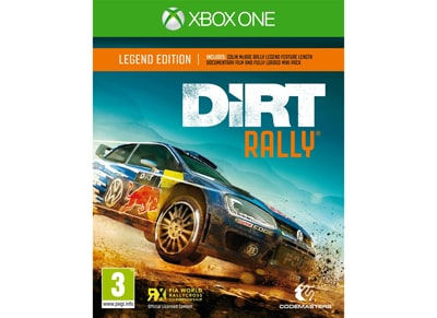 Xbox One Used Game: Dirt Rally Legend Edition gaming   used games   xbox one used