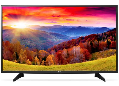 "Τηλεόραση 32"" LG 32LH590U Smart LED HD Ready"