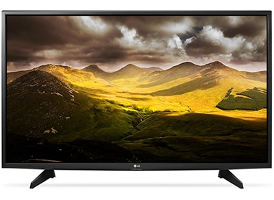 "Τηλεόραση 43"" LG 43LH590V Smart LED Full HD"