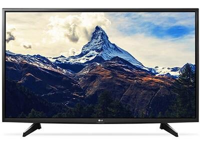 """4K Τηλεόραση 49"""" LG 49UH610V Smart LED Ultra HD"""