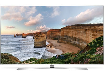 "4K Τηλεόραση 65"" LG 65UH950V Smart 3D LED Ultra HD"