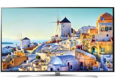 """4K Τηλεόραση 75"""" LG 75UH855V Smart 3D LED Ultra HD"""