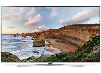 "Τηλεόραση 86"" LG 86UH955V Smart 3D LED Ultra HD"