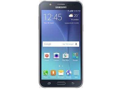 4G Smartphone Samsung Galaxy J7 2016 16GB Μαύρο
