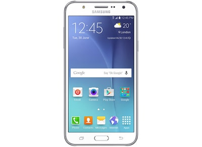 4G Smartphone Samsung Galaxy J7 2016 16GB Λευκό