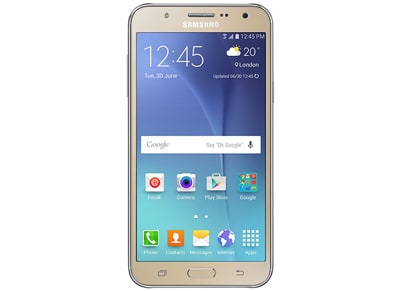 4G Smartphone Samsung Galaxy J7 2016 16GB Χρυσό