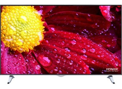 "4K Τηλεόραση 55"" Hitachi 55HGW69 Smart LED Ultra HD"