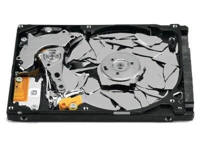 Ανάκτηση δεδομένων από σκληρό δίσκο (damaged drive)
