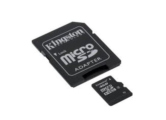Kingston microSD Multi-Kit - 4 GB