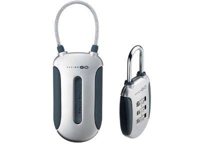 Λουκέτο αποσκευών Design Go The Tag and Lock 189