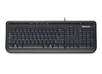 Microsoft Wired 600 GR - Μαύρο