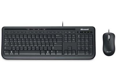 Microsoft Desktop 600 GR - Μαύρο