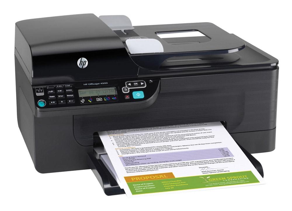 HP Officejet 4500 G510g - Πολυμηχάνημα | Multirama.gr