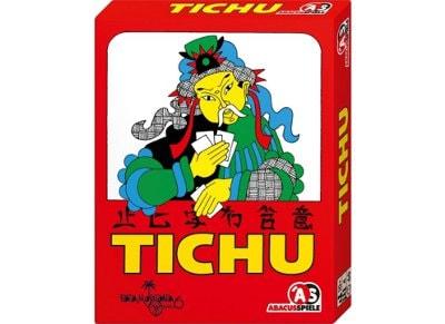 Επιτραπέζιο Tichu Παιχνίδι με Κάρτες