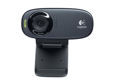 Web Camera Logitech C310 - Μαύρο
