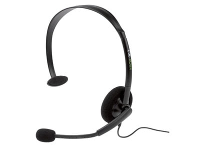 Microsoft Xbox 360 - Gaming Headset Μαύρο