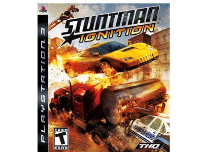 PS3 Used Game: Stuntman Ignition gaming   used games   ps3 used