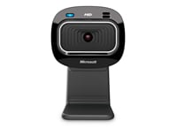 Web Camera Microsoft HD-3000 - Μαύρο