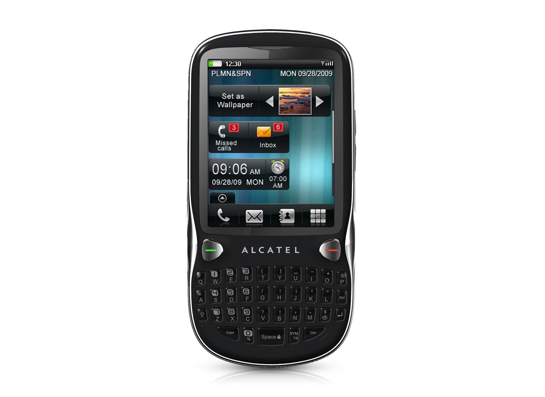 Alcatel ot-806 mαύρο