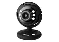 Web Camera Trust SpotLight Pro HD - Μαύρο