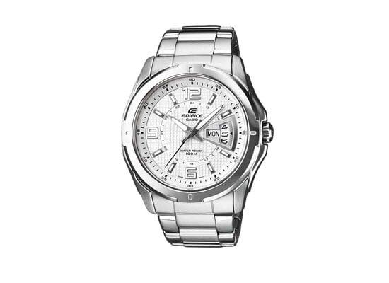 Ανδρικό Ρολόι Casio Edifice Ασημί  EF 129D 7AVEF
