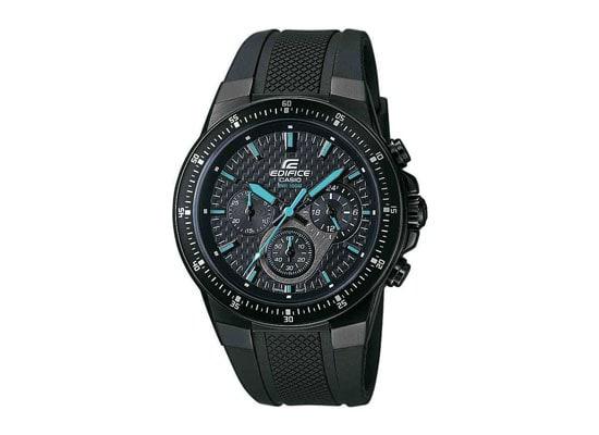 Ανδρικό Ρολόι Casio Edifice Μαύρο  EF 552PB 1A2V