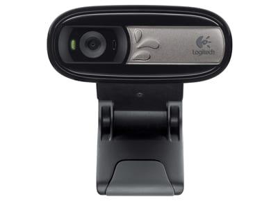 Web Camera Logitech C170 - Μαύρο