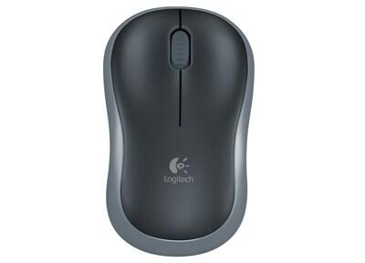 Logitech Wireless M185 - Ασύρματο ποντίκι - Γκρι