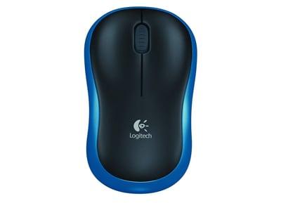 Logitech Wireless M185 - Ασύρματο ποντίκι - Μπλε
