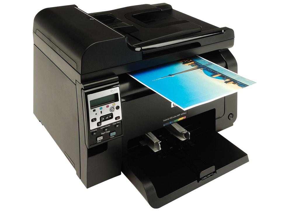 HP LaserJet Pro 100 M175A - ??????? ???????????? Laser A.