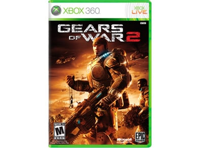 Xbox 360 Used Game: Gears of War 2 gaming   used games   xbox 360 used