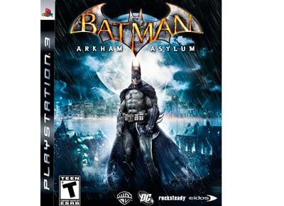 PS3 Used Game: Batman Arkham Asylum gaming   used games   ps3 used