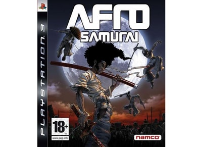 PS3 Used Game: Afro Samurai gaming   used games   ps3 used