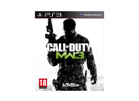 Call of Duty: Modern Warfare 3 - PS3 Game