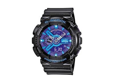 Ανδρικό Ρολόι Casio G Shock Μαύρο  GA 110HC 1AER