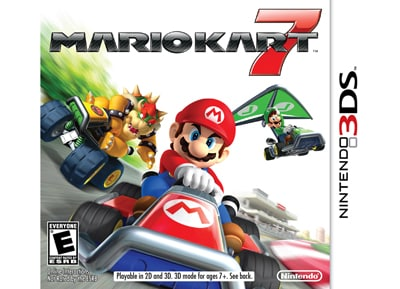 Mario Kart 7 - 3DS/2DS Game gaming   παιχνίδια ανά κονσόλα   3ds 2ds