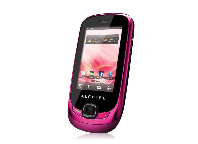 Alcatel ot602d - ροζ
