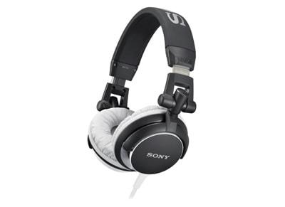 Ακουστικά Κεφαλής Sony Overhead MDRV55B Μαύρο
