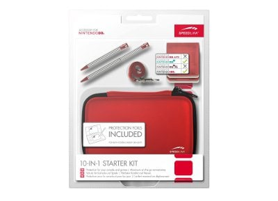 SpeedLink 10-IN-1 Starter Kit - Nintendo 3DS-DSi Κόκκινο
