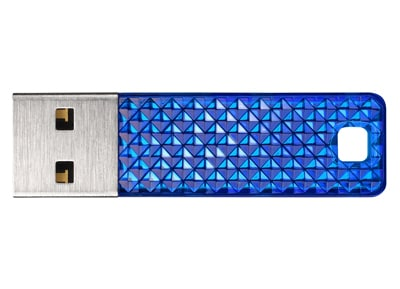 USB stick SanDisk Cruzer Facet 16GB 2.0 Μπλε