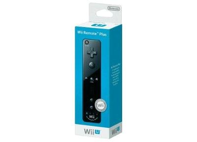 Remote Plus - Nintendo Wii U - Μαύρο gaming   αξεσουάρ κονσολών   wii u   χειριστήρια