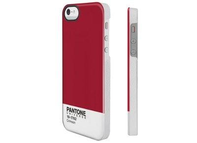Θήκη iPhone 5/5s - Pantone Universe 19-1762 Crimson apple   αξεσουάρ iphone   θήκες