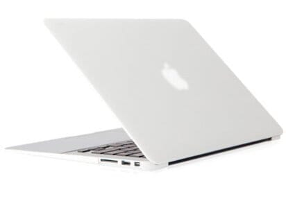 "Θήκη MacBook Air 11.6"" Moshi iGlaze Air Λευκό"